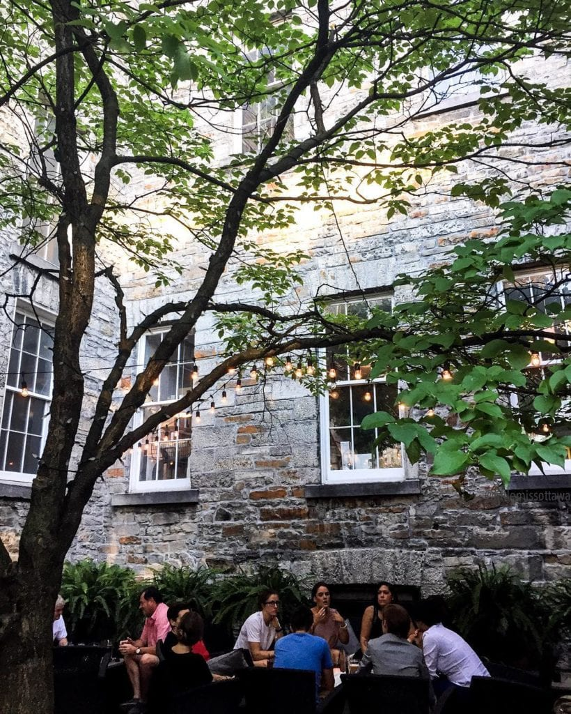 The Ultimate Ottawa Patios Guide For Summer